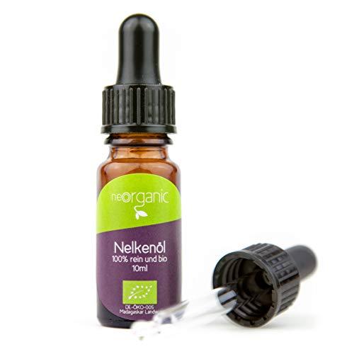 Bio-Nelkenöl (Syzygium aromaticum) – Gewürznelke – naturreines ätherisches bio Nelkenöl aus CO2 Extraktion – 10ml