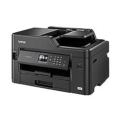 Brother MFC-J5330DW 4-w-1 Kolorowe urządzenie wielofunkcyjne atramentowe (250 arkuszy wkładu papierowego, drukarki, skanera, kopiarki, faksu)