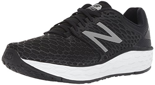 New Balance Men's Fresh Foam Vongo V3 Running Shoe, Black, 8.5 D US