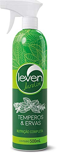 Fertilizante Pronto Uso para Temperos & Ervas Leven Jardim - 500 mL
