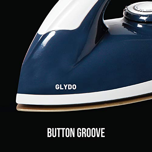 Havells Glydo 1000 Watt Dry Iron (Charcoal Blue)
