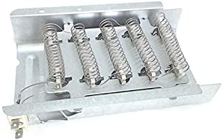 Garrico Dryer Heating Element: Replaces 279838, 3403585, 8565582, ap3094252, 3398064, ps334313 for whirlpool, kenmore, maytag, roper, amana, and more