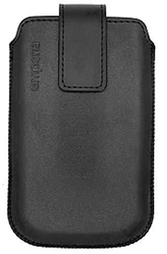 Nappa Slide Pocket V188 emporia Touchsmart-Schwarz