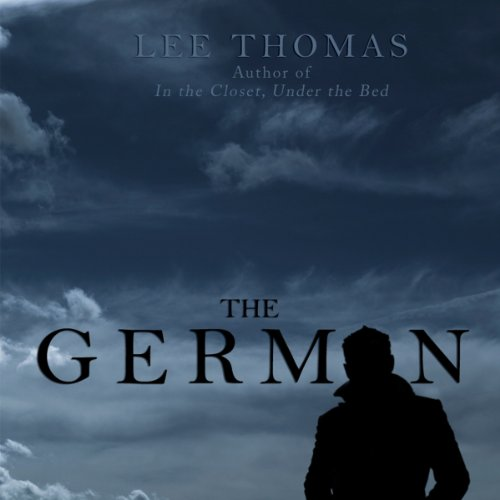 The German audiobook cover art