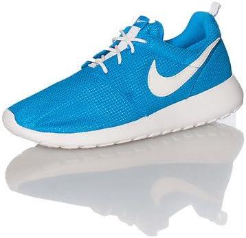 Nike Rosherun Glow (GS) Photo Blue White 685609-400 (7 Big Kid M)