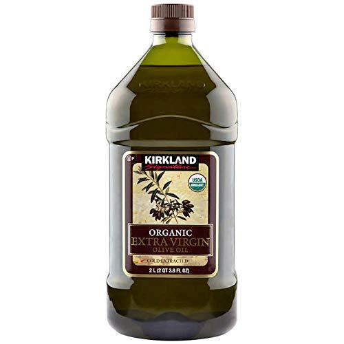 Kirkland Signature Organic Cold Pressed Extra Virgin Olive Oil - 2 L