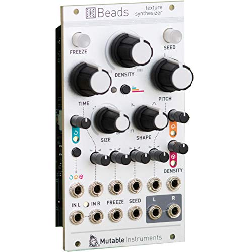 Mutable Instruments Beads Texture Eurorack Synthesizer Module