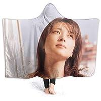 さかい いずみ、 (3) 昼寝毛布 静電気防止 ソファーの毛布 模様を刷り込む 掛け毛布 エアコン対策 多用途 暖かい ブランケット おしゃれのプレゼント オールシーズン快適