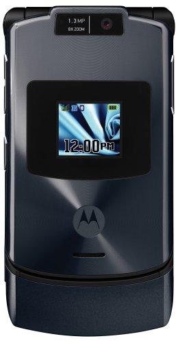 Motorola RAZR V3xx CINGULAR AT&T Cell Phone Razor