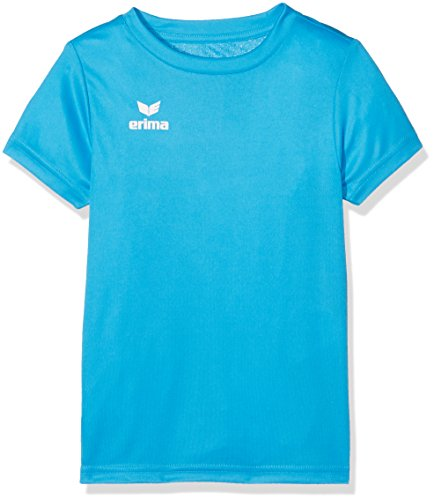 Erima Kinder Funktions Teamsport T-Shirt, curacao, 152