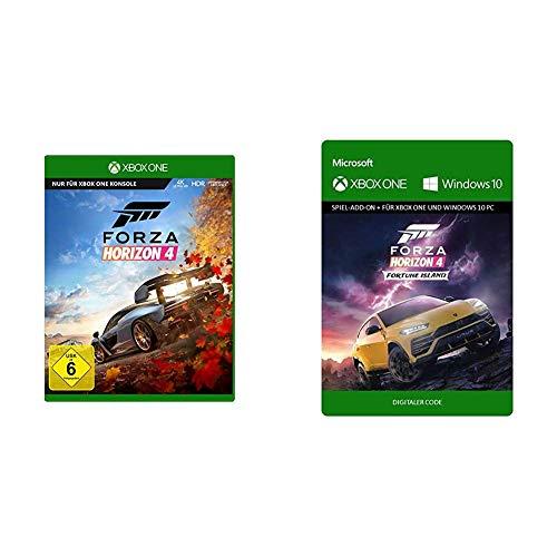 Forza Horizon 4 [Xbox One] + Fortune Island DLC [Download Code]