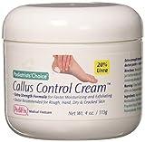 Complete Medical Podiatrists' Choice┬╛ Callus Control Cream 4 Ounce, 1 Pound