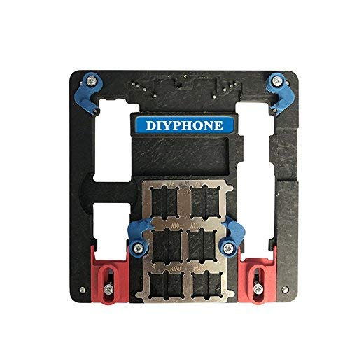 Universal Multi-Function Phone Motherboard Test Fixture Phone PCB Circuit Board Holder for iPhone 6 6S 7 8 Plus XS MAX XR 11 pro Motherboard Soldering Repair