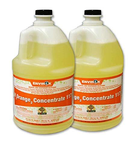 EnvirOx H2Orange2 117 Concentrate GAL [SET OF 2]