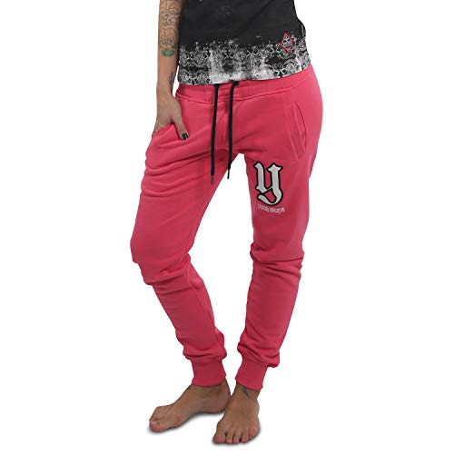 Yakuza Damen Lil Flying Skull Jogginghose