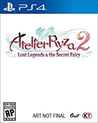 Ryza returns in the lead role, making her the first character in the history of the long-running Atelier franchise to take on the hero role in two successive entries This all-new adventure, set three years after her heroic efforts in Atelier Ryza: Ev...