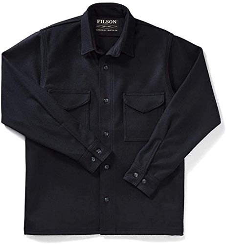 Filson Mens Jac Shirt Navy (X-Large)
