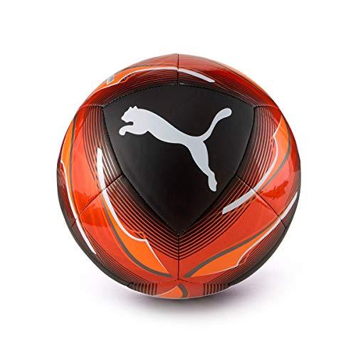 PUMA Valencia CF Temporada 2020/21-PUMA Icon Ball Vibrant Orange B Balón de Fútbol, Unisex, Multicolor (Multicolor), 5