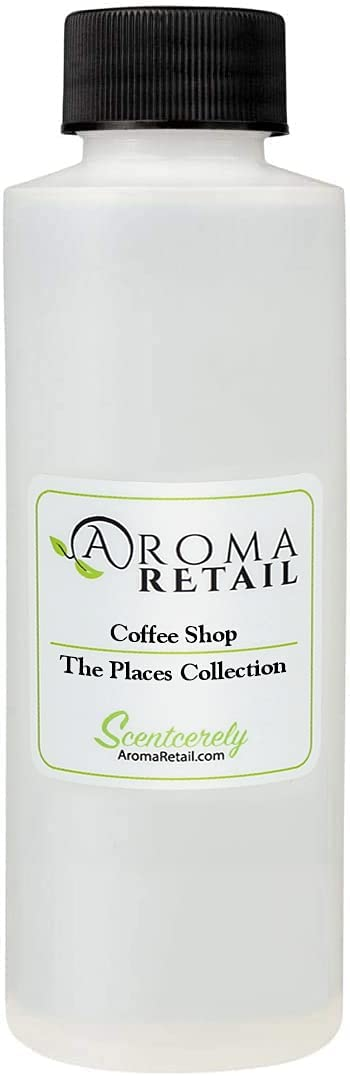 Directly managed store Scentcerely Coffee Shop Fragrance Ranking TOP2 Oil 4 Refill for oz Dif Aroma