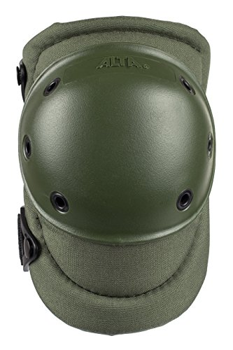 AltaPRO S Knieschoner - Olive Green (ID 50923.09)