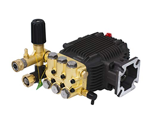 CANPUMP High Pressure Power Washer Pump 3.1 GPM 3000 psi 6.5 HP 3/4' Shaft