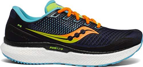 Saucony Triumph 18 Schuhe Herren Future Black Schuhgröße US 9,5 | EU 43 2021 Laufsport Schuhe
