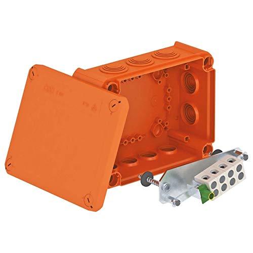Obo-bettermann automatische prot. Branden - Box Firebox T 160 ED 16-5 190 x 150 Oranje