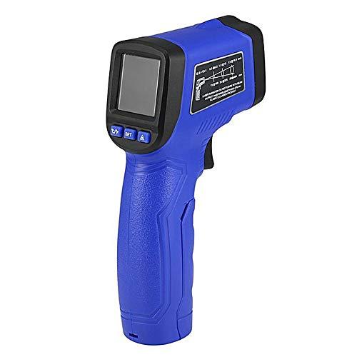 Digitales Infrarot-Thermometer ohne Kontakt für Backofen, Pirometer für Backofen, -50°C ~ 580°C