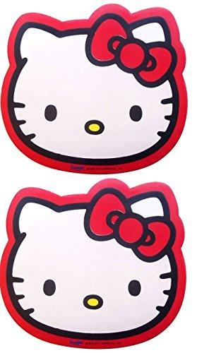 Hello Kitty Kinder Schubkarre und Hello Kitty Garten-kniend Mats