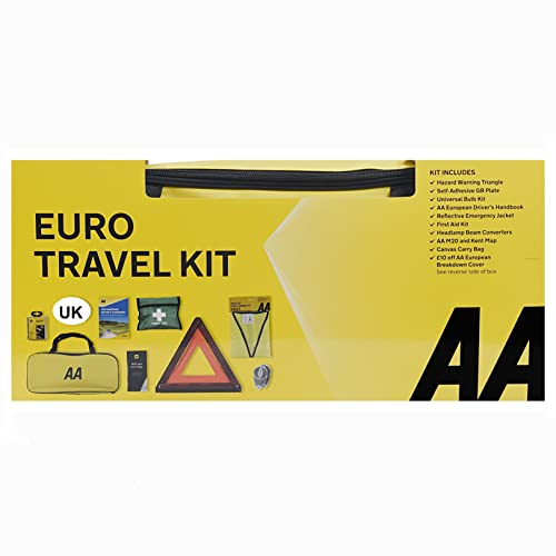 AA Euro Travel Kit AA6318 – for Driving ...