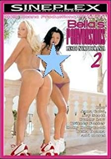 Bella's Perversions 2 [DVD] Belladonna, Avy Scott, Bunny Luv, Holly Hollywood, Britney Foster