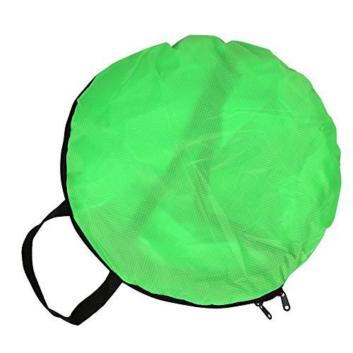 DAUERHAFT Accesorios de Kayak 108CM Diseño Compacto Paleta de Viento Adecuada para inflables, Botes, etc.(Green)