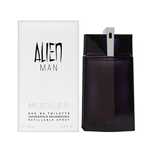 Thierry Mugler Alien Man Eau de Toilette Spray (nachfüllbar) 100 ml