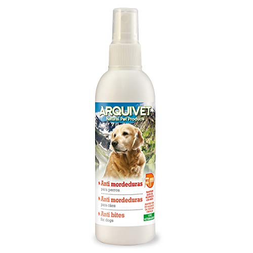 Arquivet Antimordeduras para Perros - 125 ml