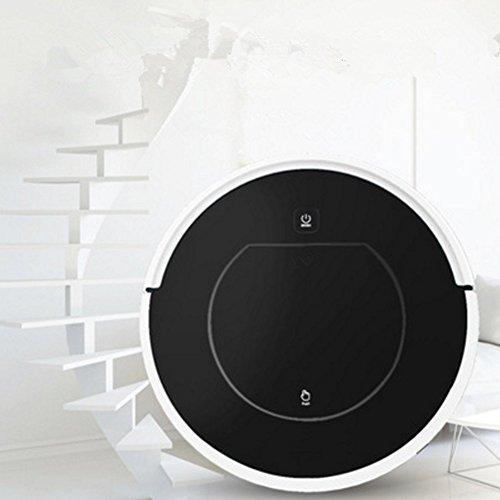 LIRONG Robotic-stofzuiger Automatica Intelligent, robotstofzuiger voor huishoudelijke apparaten, infrarood afstandsbediening voor Dura en dunne vloerbedekking