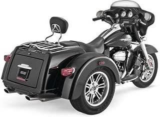 Vance & Hines 09-16 Harley FLHTCUTG Deluxe Slip-On Exhaust (Chrome)