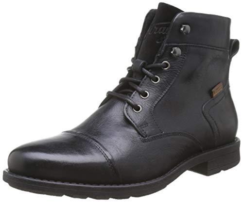 Diese klassichen Lederstiefel passen perfekt zu deinen Lieblingsjeans von Levi's®