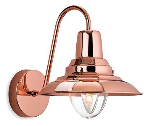 Firstlight 8686 van E14 kleine Edison-schroef 40 watt Fisherman 's wandlamp – parent