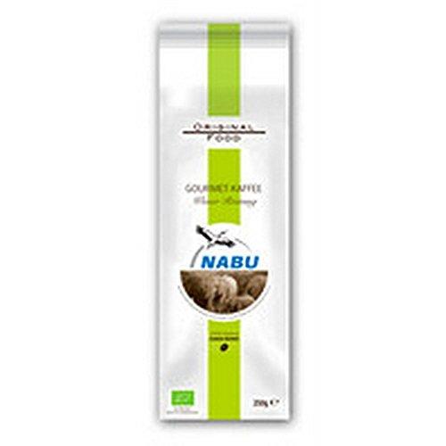 Original Food NABU Kaffee, Wiener Röstung, Bio, ganze Bohne, 250g
