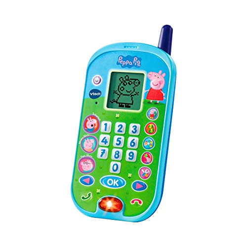 VTech- Teléfono de Juguete, Multicolor (80-523104)