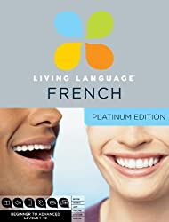 Image: Packaging of Living Language French Platinum Edition