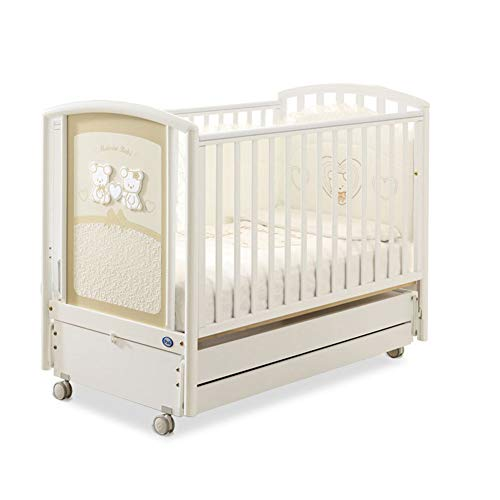 Buy Bargain WDXIN Baby Cot Bed Solid Wood Multifunctional Bed Board guardrail Adjustable Smooth poli...