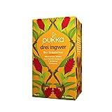 Pukka Bio-Tee Drei Ingwer 80 Teebeutel, 4er Pack (4 x 20 beutel)