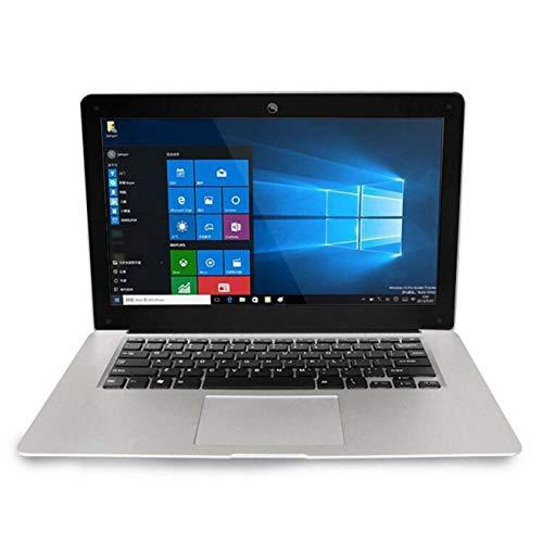 Ashley GAO Ordenador portátil de 15,6 pulgadas 4G + 64G Quad Core Ultra Thin Office con bajo consumo de energía anti azul de pantalla