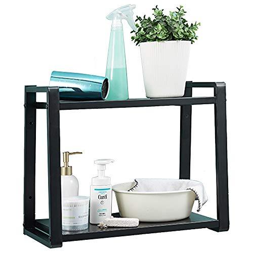 Axdwfd Zwevende plank Toilet plank, wastafel plank badkamer wc muur multi-layer badkamer wasmachine opslag rek muur opknoping