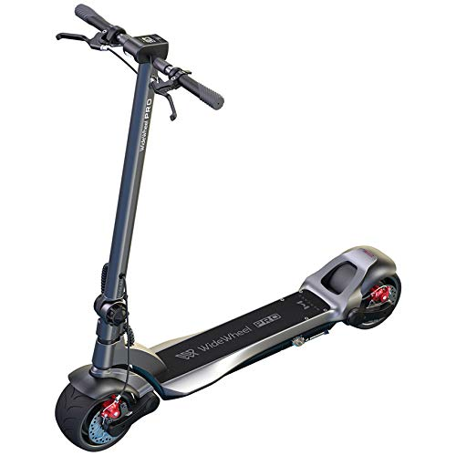 Mercane Widewheel Pro Electric Scooter for adults-15Ah Battery,1000W Motor,up to 43 Miles Long Rang,Max Speed 25 MPH Foldable Commuting