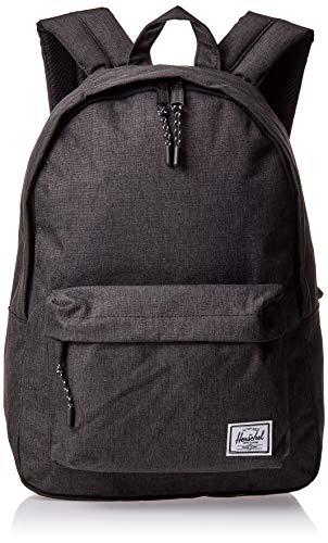 Herschel Classic Backpack, Black Crosshatch, XL 30.0L