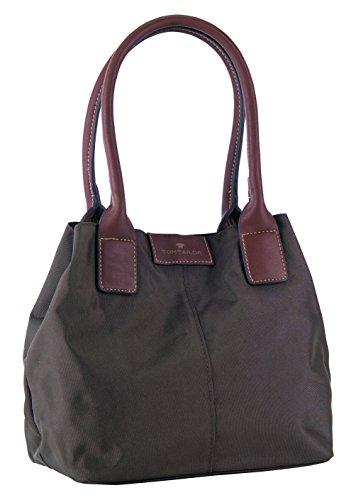 Tom Tailor Acc Damen MIRI Shopper, Braun (braun 29), 33x23x12 cm