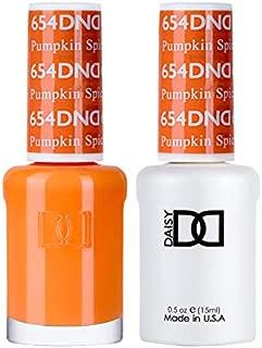 DND Gel Set (DND 654 Pumpkin Spice)