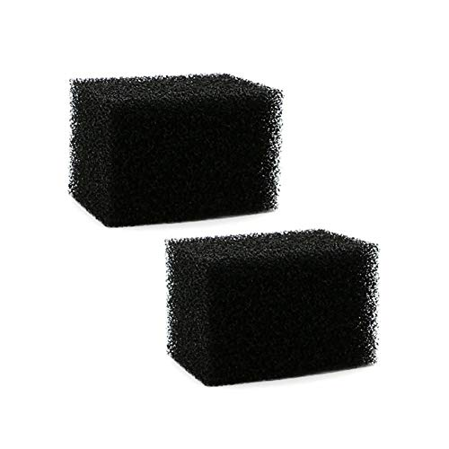 Meizi 2pcs Intake Cleaner Pre Air Filters 5812253 Fit for Polaris Ranger 400 500 700 800 900 XP EFI Crew 2003-2013 2012 2011 2010 2009 (Color : Black)